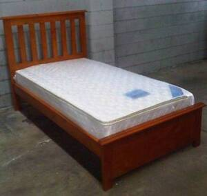 Brand New Kingston Single Timber Bed.Mattress Not Including Seven Hills Blacktown Area Preview
