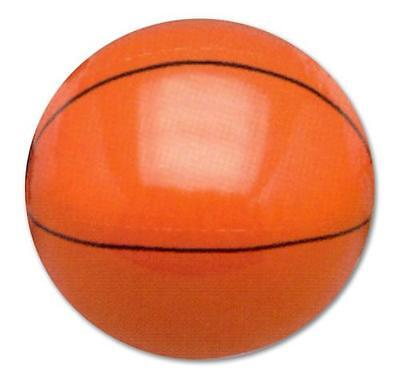 12 INFLATABLE BASKETBALL 10 in sports ball inflate blowup toy novelties BULK LOT