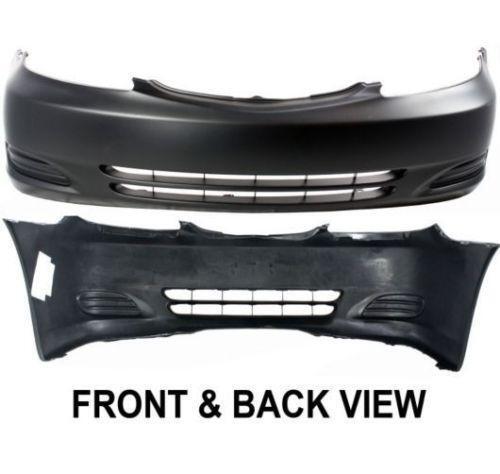 2004 camry front bumper ebay. Black Bedroom Furniture Sets. Home Design Ideas
