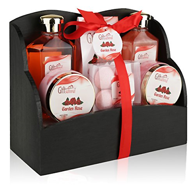 Birthday Gift Basket Set Bath And Body Works Spa lotion Soap