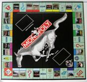 Monopoly Board Only