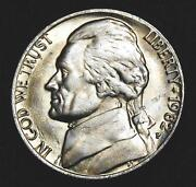 1982 P Jefferson Nickel