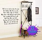 Wall Stickers Lyrics
