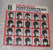 Beatles RARE LP