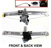 BMW 325i Window Regulator