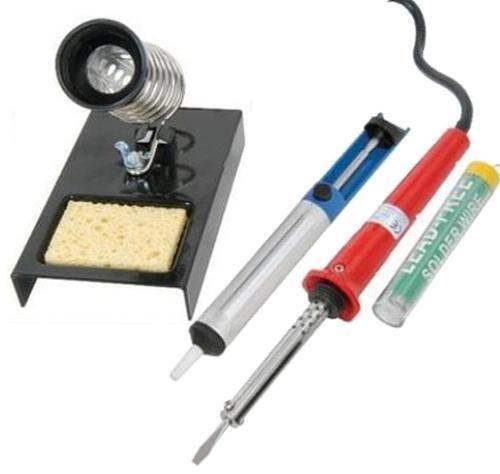 soldering iron kit ebay. Black Bedroom Furniture Sets. Home Design Ideas
