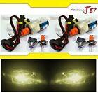 Unbranded 3000K Color Temperature HID Conversion Kits Xenon Light Bulbs