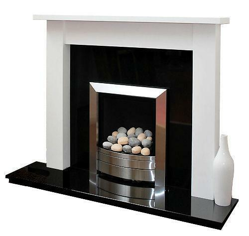 Electric Fireplace And Surround Ebay