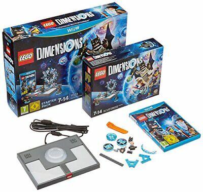 LEGO Dimensions Starter Pack - Nintendo Wii U [Nintendo Wii]