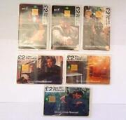 James Bond Phone Cards
