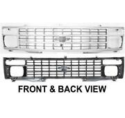 92 Chevy Truck Grill