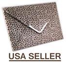 Leopard Fur Purse