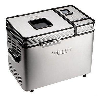 Cuisinart CBK-200 2-Pound Convection Automatic Programmable Bread Maker -
