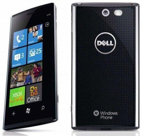 Dell Venue Pro - 8GB - Black  T-Mobile Locked GSM Smartphone