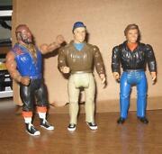Vintage A Team Figures