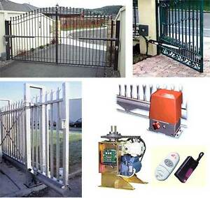 *Automation of the gate and more.
