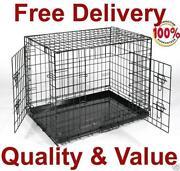48 Dog Crate
