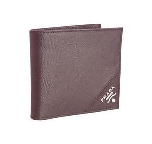 b22935d6b5af Men's Prada Saffiano Wallet