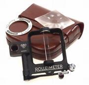 Rolleiflex Screen