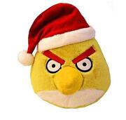 Angry Birds Christmas Plush