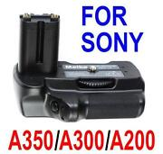Sony A200 Battery Grip