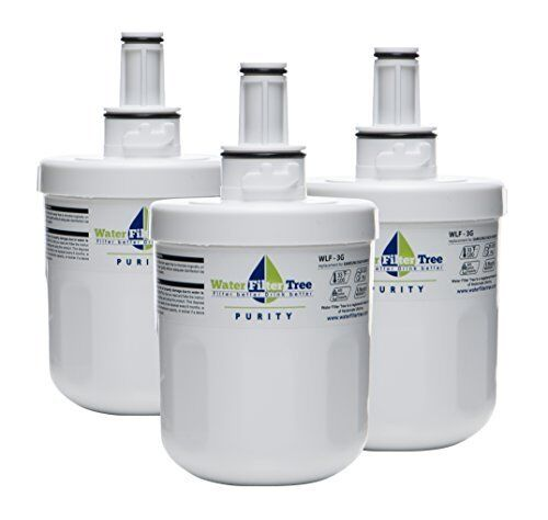 3x SRS606DHLS  Samsung  Fridge Ice  and  Water filters