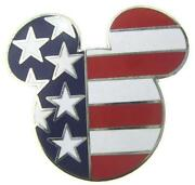 Disney Pin Flag