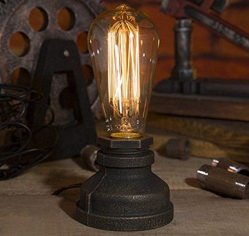 Incredible Details About Loft E27 Vintage Industrial Metal Edison Desk Lamp Nightstand Steampunk Light Interior Design Ideas Gresisoteloinfo