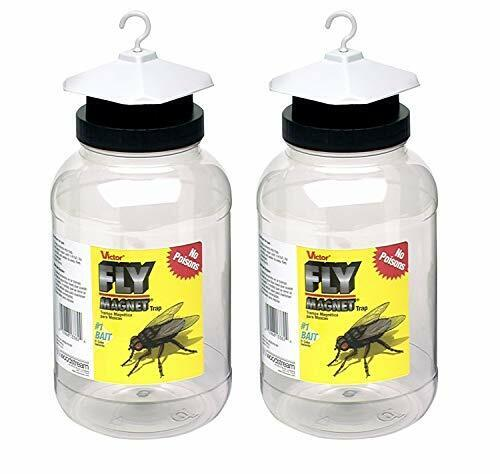 Victor M382 Magnet Trap, 1 Gallon with Bait (1pack)