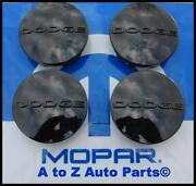 Mopar Center Caps