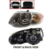 2005 Chrysler Town and Country Headlight
