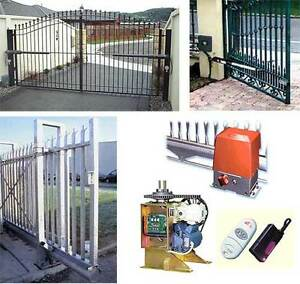 #Automation of the gate. Professionally for the low price.