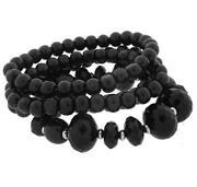 Elastic Bead Bracelets