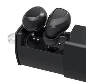 Wireless Earphone Earpod Earbuds SPORT Stereo TWIN SET  Headphone Headset for iPhone or Samsung