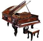 Antique Steinway Piano