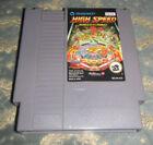Pinball Nintendo NES Pinball Video Games