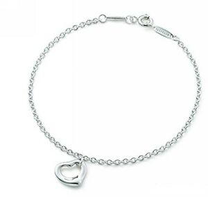 Tiffany & Co. Elsa Peretti® Open Heart Bracelet