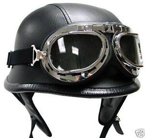 Motorcycle Half Helmet | eBay