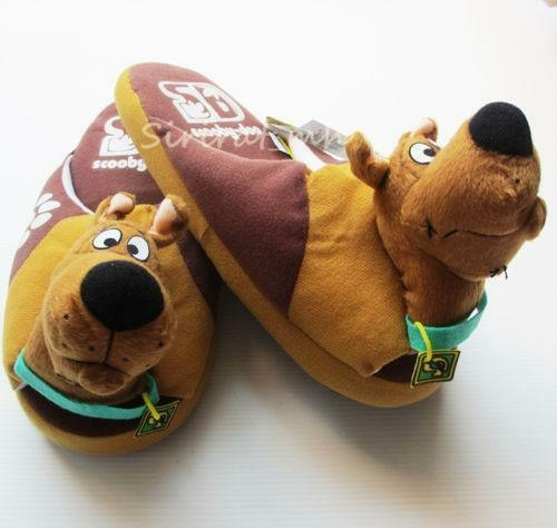 adult scooby doo slippers