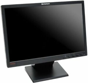Lenovo 19'' Black ThinkVision L197 Widescreen LCD Monitor