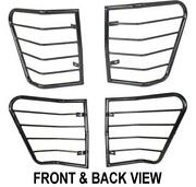 Jeep Grand Cherokee Tail Light Guards