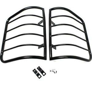 tail light guards ebay Jeep Grill Guards 2014 chevy tail light guards