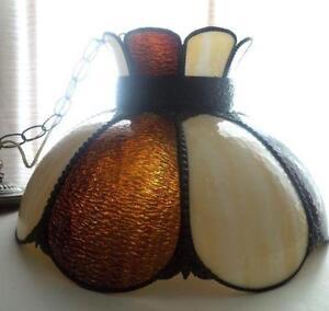 tiffany swag lamp