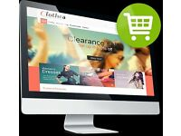 We offer a creative and customized website development service