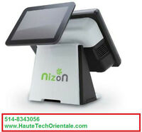 point de ventes PDV cash register pos point of sales all in one