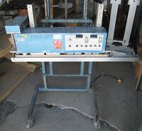 Emplex / Plexpack Model 55BV10 Rotary Band Sealer