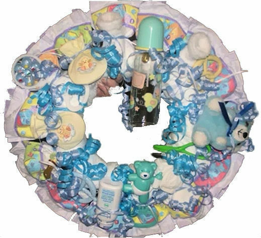 How to Make 22 Diaper Cake Instructions CD Book Video Baby Shower Craft Gift DIY