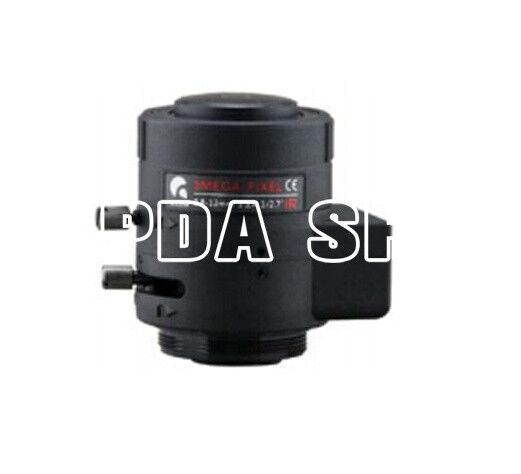 TT02812D.IR-SD(3MP) 3Megapixel 1/2.7 2.8-12mm F1.4 HD manual iris Camera lens#SS