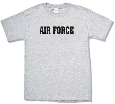- US United States Air Force USAF Military Adult T-Shirt SM To 5XL