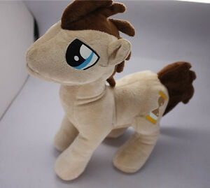 Doctor-Whooves-My-Little-Pony-Friendship-is-Magic-custom-Plush-Handmade-Rare-US